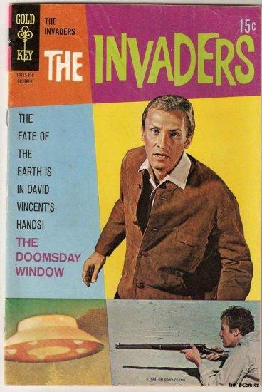 Invaders #4 Gold Key Comics 1967 Very Good