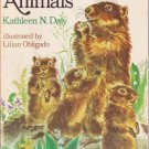 A Child's Book of Animals by Kathleen N. Daly Softcover