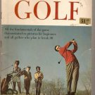 Beginner's Guide to Golf by Bob Toski 1955
