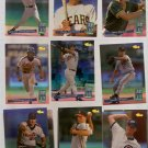 1994 Classic Update Cream of the Crop Baseball Card Set