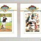 Lot of 12 1993 Stadium Club Master Photo Baseball Cards