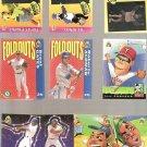 Lot of 13 1994 Upper Deck Fun Pack Baseball Cards