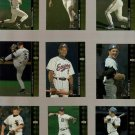 Lot of 17 1994 Upper Deck SP Baseball Cards