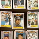 Lot of 34 Topps Glossy All-Stars Baseball Cards