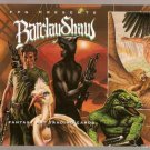 1995 FPG Barclay Shaw Fantasy Trading Card Promo Sheet