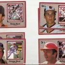 Lot of 120 1983 Donruss Action All-Stars Baseball Cards
