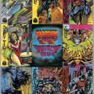 Marvel Universe 1994 9-Card Panel Perforated Promo