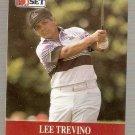 1990 Pro Set Golf Trevino & Tway Promos 1991 CC1 Beman