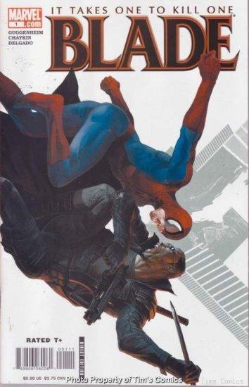 Blade #1 Marvel Comics 2006 Very Fine/Near Mint