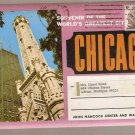 Chicago Illinois World's Greatest City Souvenir Folder