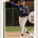 1991 Upper Deck Baseball Card #755 Jeff Bagwell RC NM