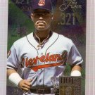 1994 Flair Hot Numbers Baseball Card #2 Carlos Baerga