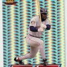 1995 Pacific Prisms Baseball Card #16 Mo Vaughn