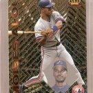 1997 Pacific Prisms Baseball Card #117 Moises Alou