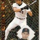 1997 Pacific Prisms Baseball Card #148 Jacob Cruz