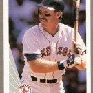 1990 Leaf Baseball Card #51 Wade Boggs  NM-MT