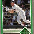 1992 Fleer Team Leaders Baseball Card #13 Wade Boggs NM