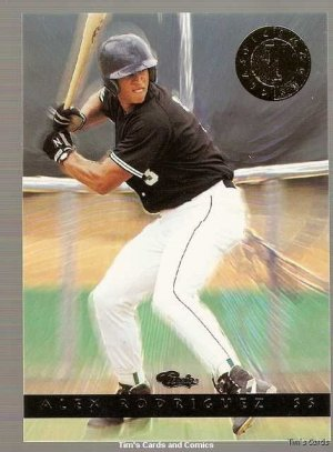 1993 94 Classic Images Four Sport Baseball Card 3 Alex