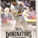 1994 Donruss Dominators #B5 Kirby Puckett Baseball Card