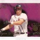 1994 Flair Baseball Wave of the Future #4 Ryan Klesko