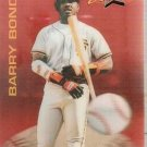 1994 Sportflics Baseball Card #190 Barry Bonds