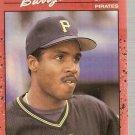 1990 Donruss Baseball Card #126 Barry Bonds NM