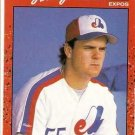 1990 Donruss Baseball Card #578 Larry Walker RC