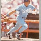 1991 Fleer Ultra Baseball Card #144 George Brett