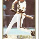 1991 Topps Baseball Card #570 Barry Bonds