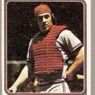 1974 Topps Baseball Card #260 Ted Simmons EX