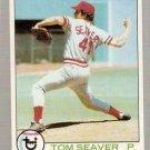 1979 Topps Baseball Card #100 Tom Seaver EX