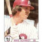 1979 Topps Baseball Card #610 Mike Schmidt VG