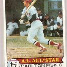 1979 Topps Baseball Card #680 Carlton Fisk NM
