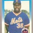 1987 Fleer Baseball Card #17 Kevin Mitchell RC