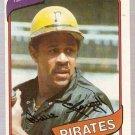 1980 Topps Baseball Card #610 Willie Stargell