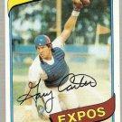 1980 Topps Baseball Card #70 Gary Carter NM