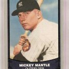 1988 Pacific Legends I Baseball Card #7 Mickey Mantle