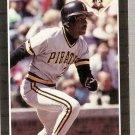 1989 Donruss Baseball Card #92 Barry Bonds NM