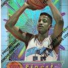 1994-95 Finest Basketball Refractors #121 David Wingate