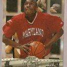 1995 Press Pass Foil Basketball Card #36 Joe Smith CL