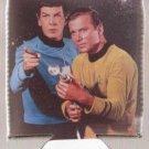 Star Trek Soda Beer Can Holder Captain Kirk Mr. Spock