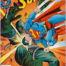 Adventures of Superman #497 DC Comics FN