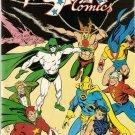 All Star Comics Index #1 Eclipse Comics FN/VF