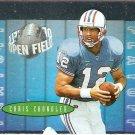 1996 Playoff Contenders Open Field #100 Chris Chandler