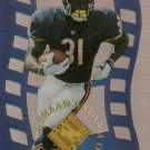 1996 Collectors Edge Crystal Cuts Rashaan Salaam Promo
