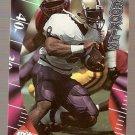 1995 Collector's Edge Rookies Football Card #18 Napolean Kaufman
