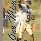 1994-95 Assets Phone Cards One Minute #36 Steve McNair