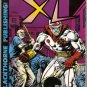 XL Graphic Novel Blackthorne Publishing 1988 VG