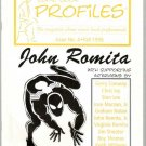 Comic Book Profiles #4 John Romita 1998 GD/VG