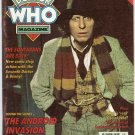 Doctor Who Magazine #193 Marvel Comics 1992 VG